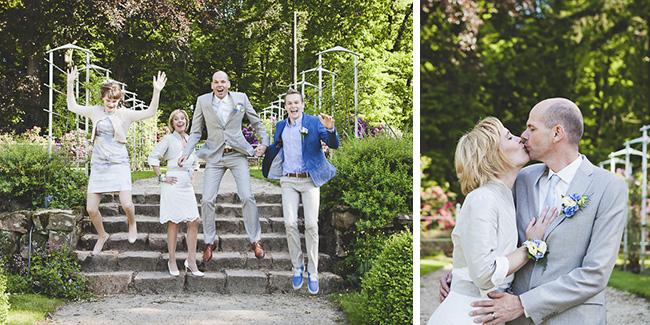 Bruidsreportage Groot Warnsborn