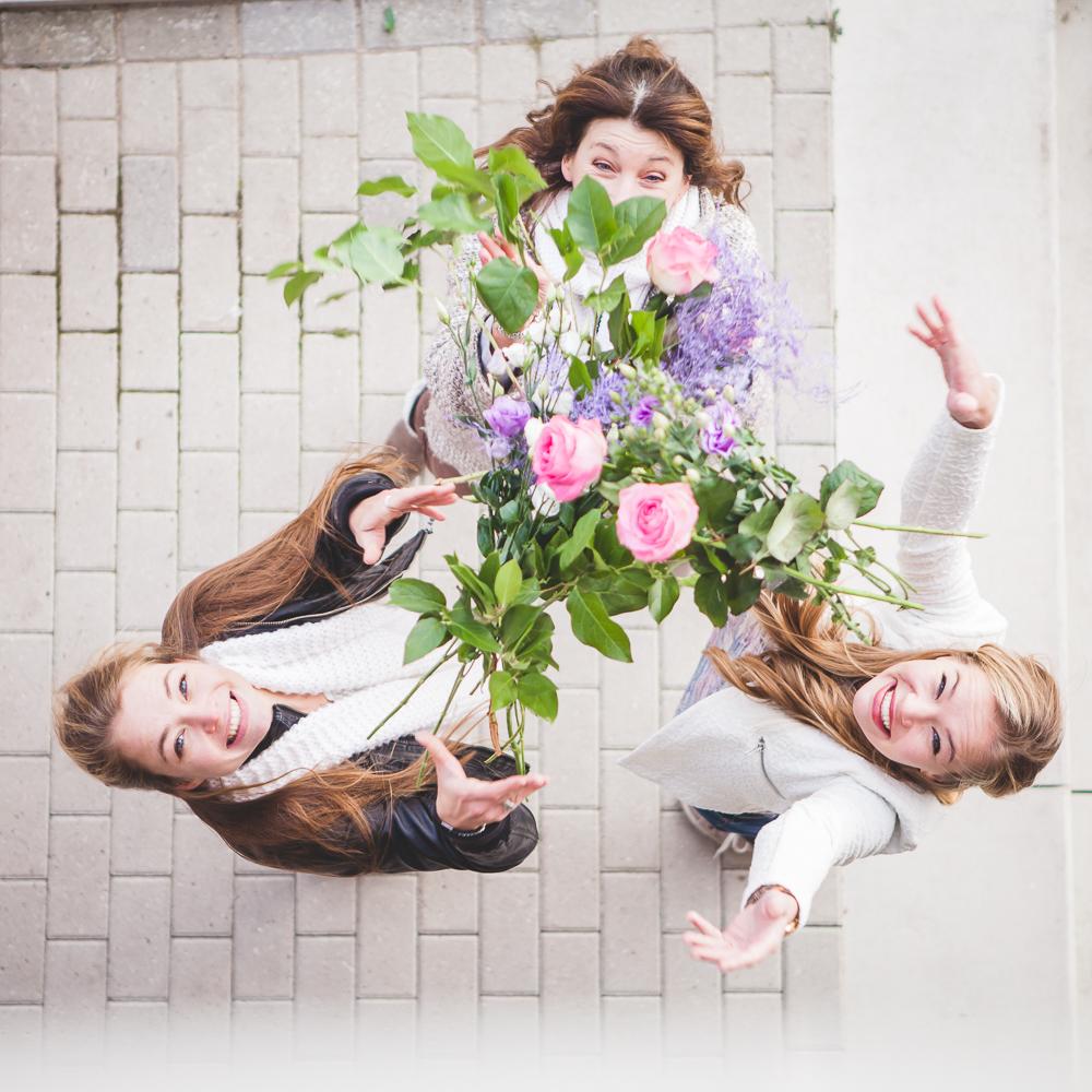 Berthe, Annabel en Evelien (139 van 140)