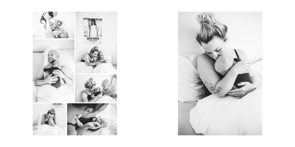 Lifestyle Newborn fotograaf Nijmegen
