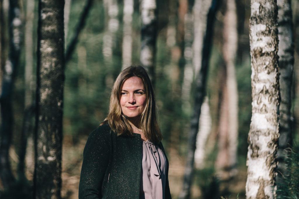 Portretshoot Wolfheze