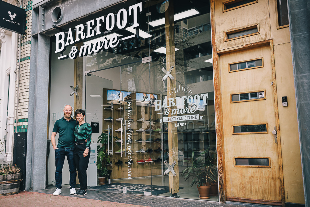 Barefoot & more